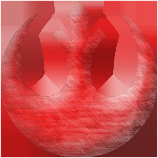 StarWars Rebellion Logo. by The Wicked Flea.