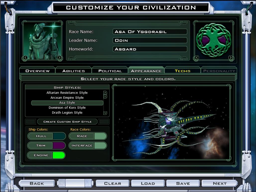 Galactic Civilizations II: Metaverse